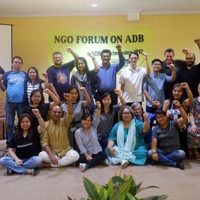 Forum on ADB still doubtful on the AIIB, WB partnership despite announcement of being green