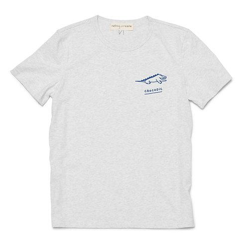 T-shirt Crocodic