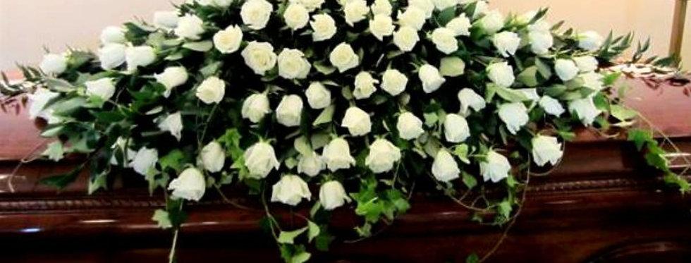 Cojín 50 rosas