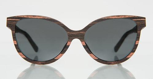 Beverly Rosewood Grey Lens