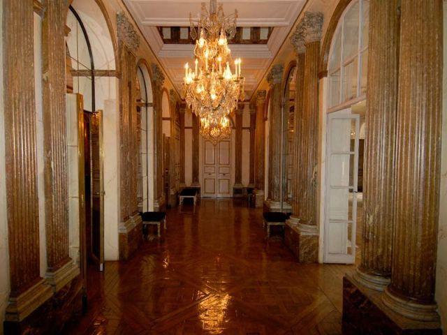 La galerie des glaces - Hôtel Arturo Lopez