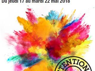 Exposition à des artistes à Neuilly sur Seine