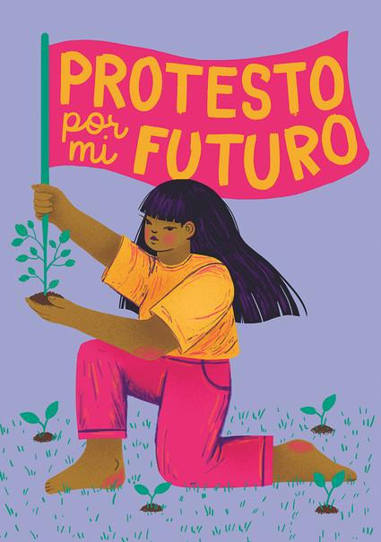 Protesto por mi Futuro