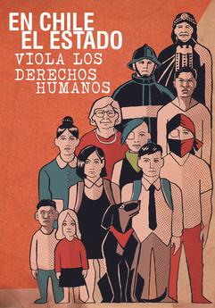 En Chile el estado viola los derechos humanos