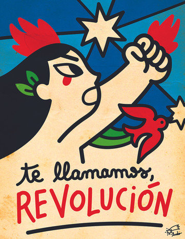 Te llamamos Revolución