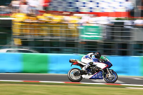 alex Paumard Bmw bol d'or 15-16 09 2007