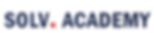 SOLV Academy logo