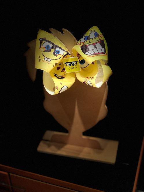 Sponge bob bow