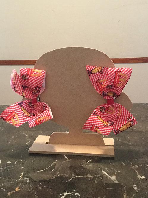 McDonald's Inspired Bow