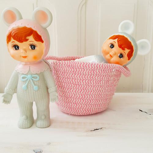 bonecas woodland doll lapin & me com orelhas