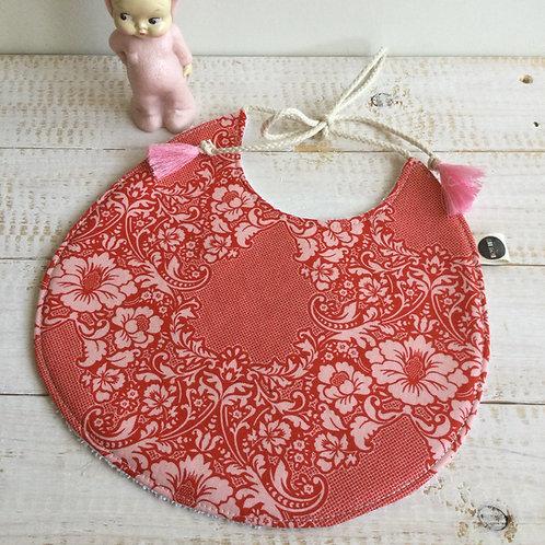 Babete rosa* encarnado flores