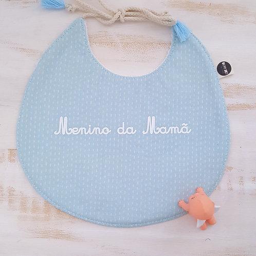 Babete azul