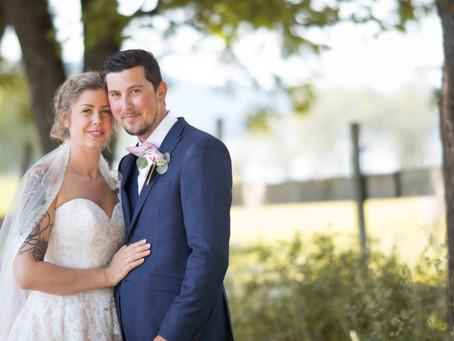 Bryllup på Tangen