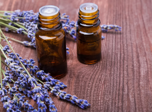 DIY: Mommy and Baby Immune-Boosting Massage Oil