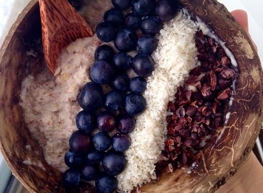 Grain-Free Warm Nutty Porridge