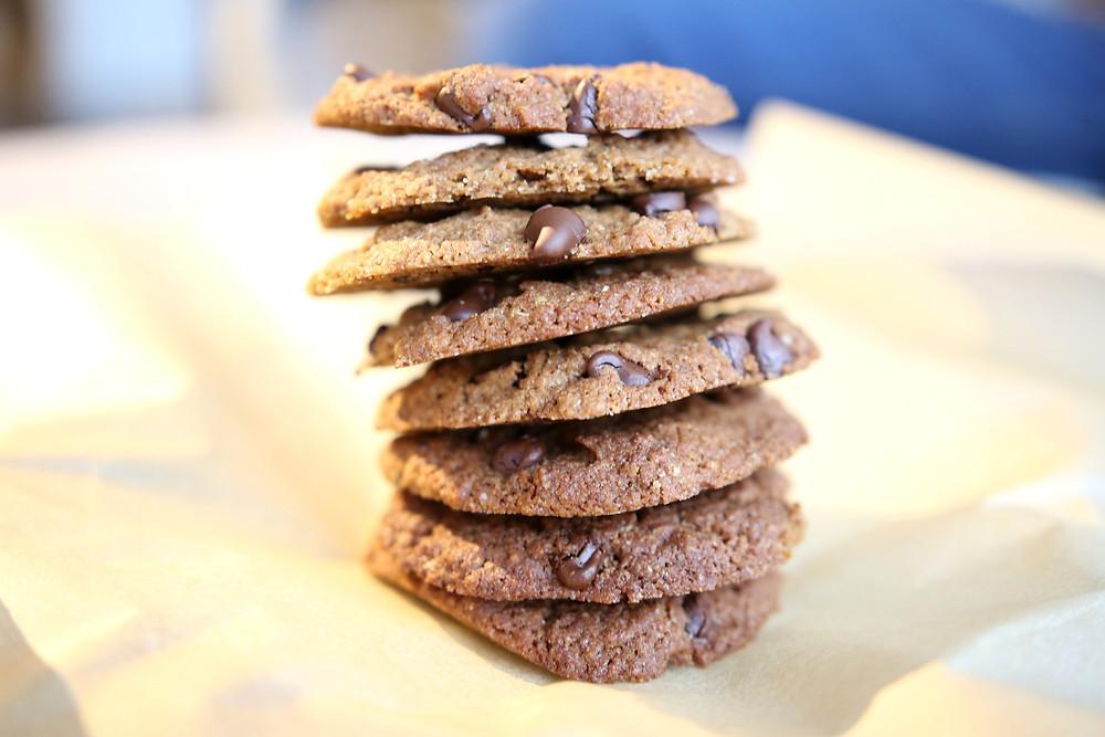 Nut-Free Grain Free Cookies