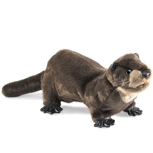 Folkmanis Hand Puppet - River Otter