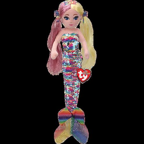 TY - Anastasia Sequin Rainbow Mermaid Medium