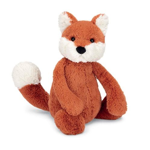 "Jellycat - Bashful Fox - Medium 12"""