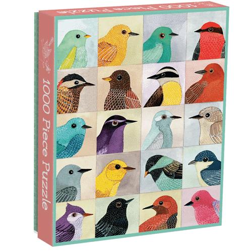 Chronicle Books - Avian Friends Puzzle 1000 pc
