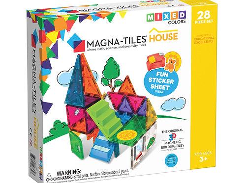 Magna-Tiles - House 28-Piece Set