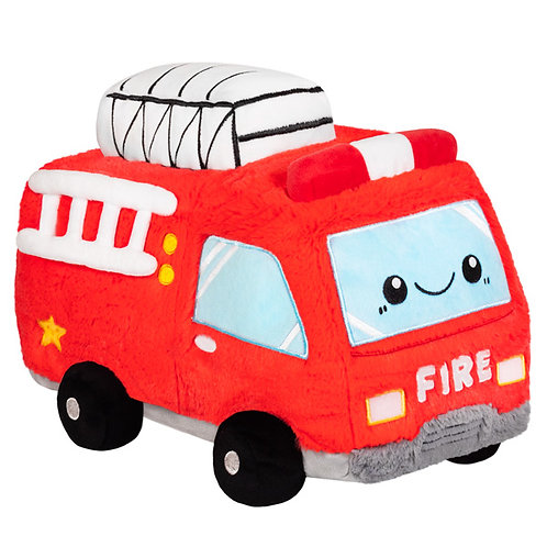 Squishable - GO! Fire Truck