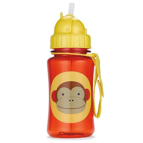 Skip Hop - Zoo Straw Bottle - Monkey