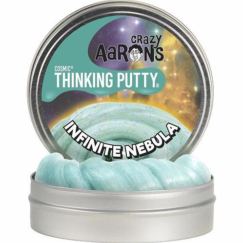 """Crazy Aaron's Thinking Putty - 4"""" Infinite Nebula - Cosmic"""