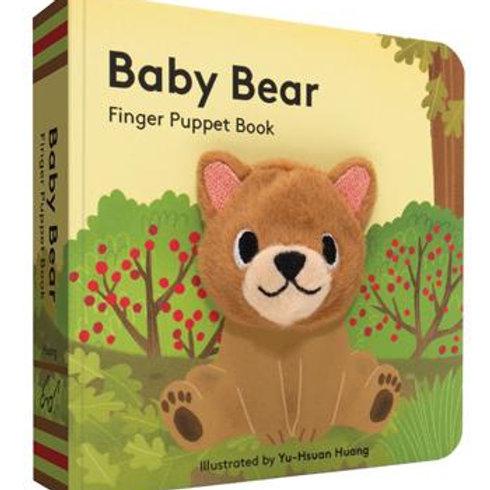 Finger Puppet Book - Baby Bear