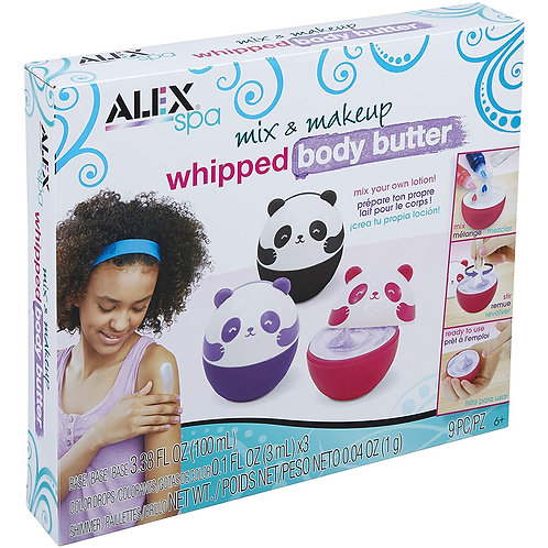 ALEX SPA - Mix & Makeup Whipped Body Butter