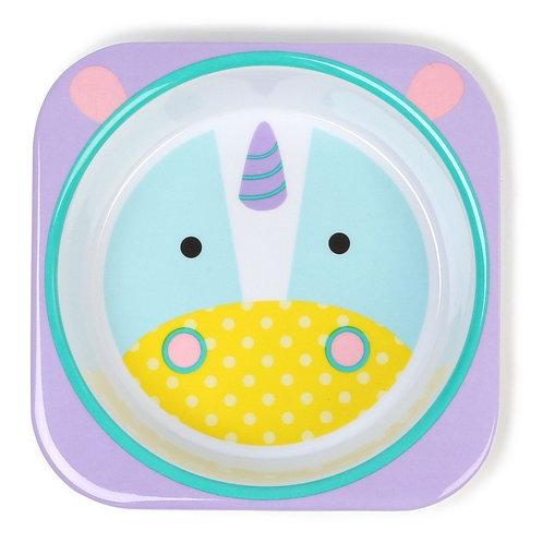 Skip Hop - Zoo Little Kid Bowl - Unicorn