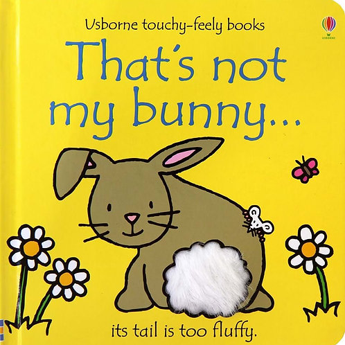 Usborne - That's Not My Bunny - Board Book