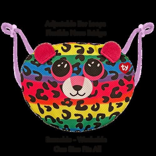TY - Dotty Leopard Kid Mask