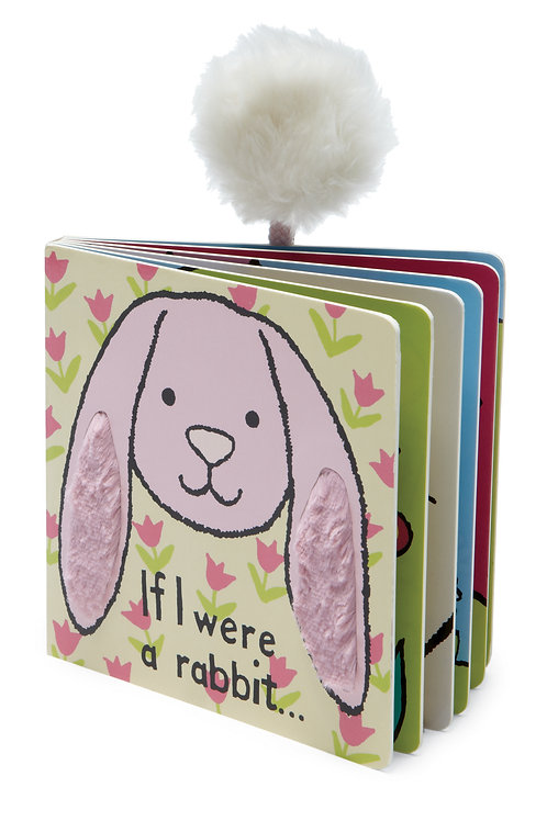 Jellycat - If I Were a Rabbit - Board Book