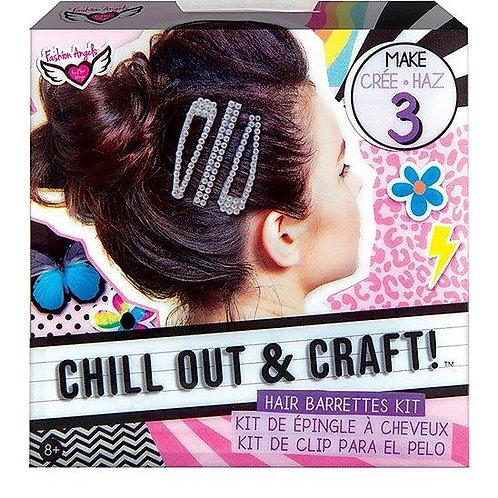 Fashion Angels - Chill Out & Craft - Hair Clips