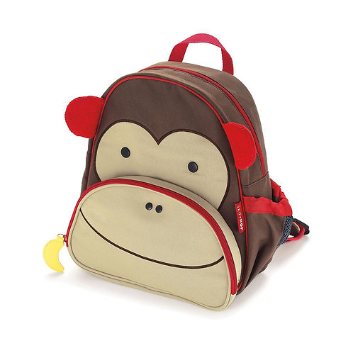 Skip Hop - Zoo Little Kid Backpack - Monkey