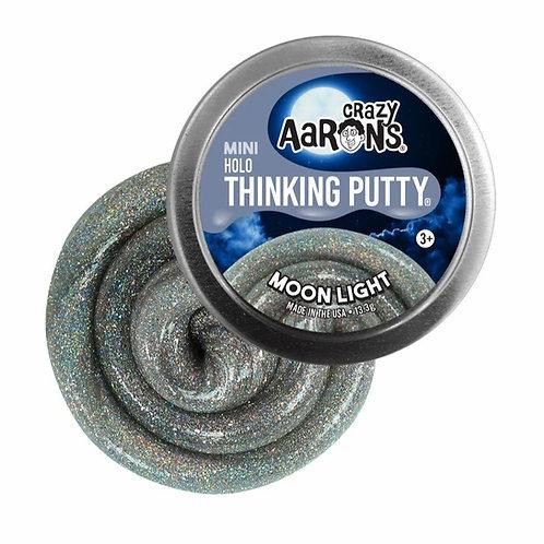 "Crazy Aaron's Thinking Putty - 2"" Moon Light -Holo"