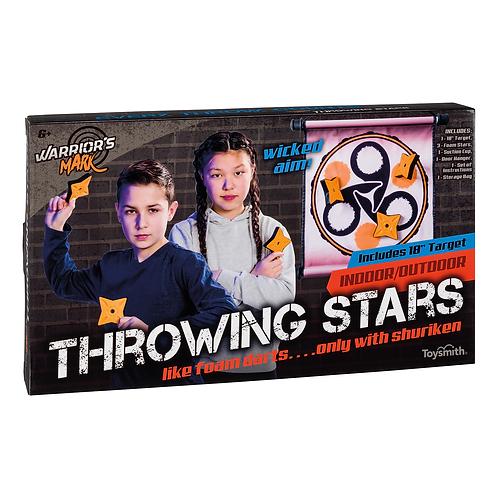 Toysmith - Throwing Stars