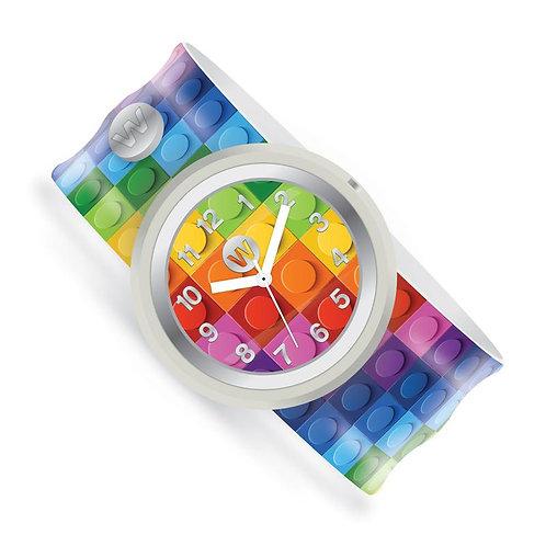 Watchitude - Rainbow Blocks - Slap Wacth