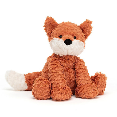 Jellycat - Fuddlewuddle Fox - Medium 9""