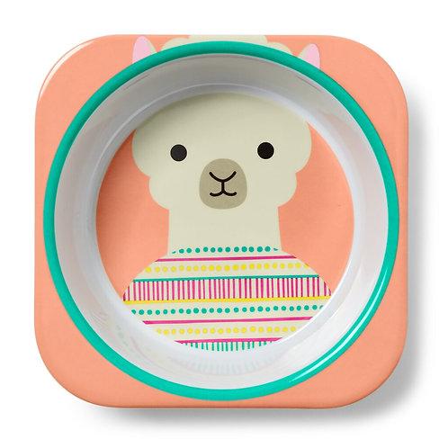 Skip Hop - Zoo Little Kid Bowl - Llama