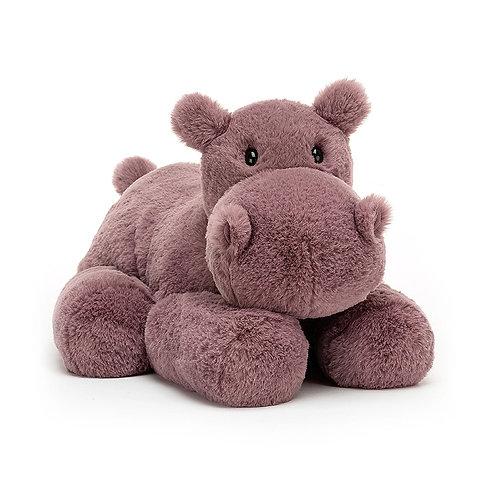 "Jellycat - Huggady Hippo - Large 17"""
