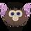 Thumbnail: TY - Coconut Monkey Kid Mask
