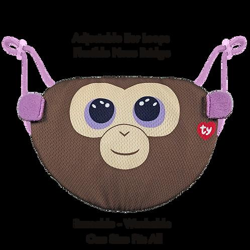 TY - Coconut Monkey Kid Mask