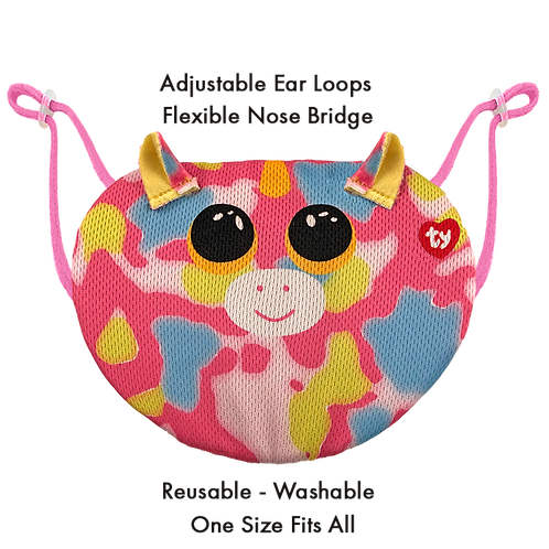 TY - Fantasia Unicorn Kid Mask