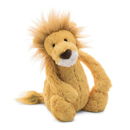 "Jellycat - Bashful Lion - Medium 12"""