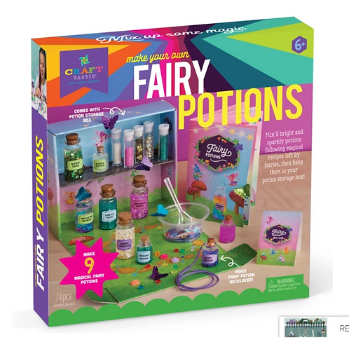 Ann Williams - Craft-tastic Fairy Potions
