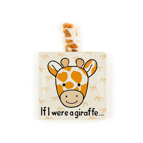 Jellycat - If I Were a Giraffe - Board Book