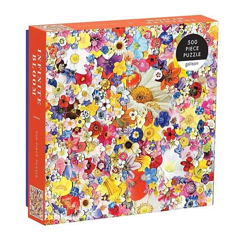 Galison - Ben Giles Infinite Bloom 500 Piece Puzzle