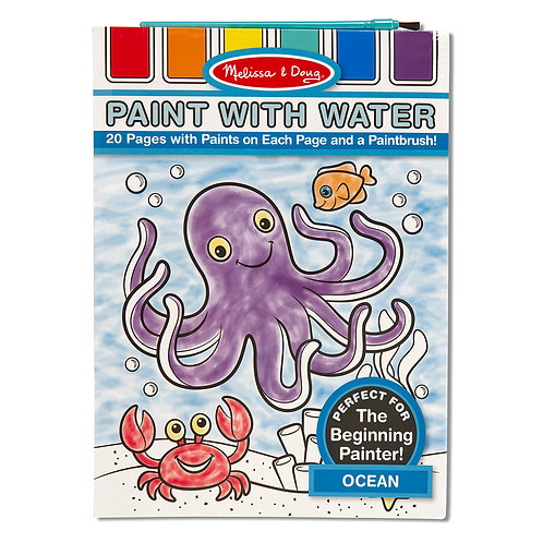 Melissa & Doug - Paint with Water - Ocean